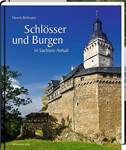 9783898125024: Schlösser und Burgen in Sachsen-Anhalt