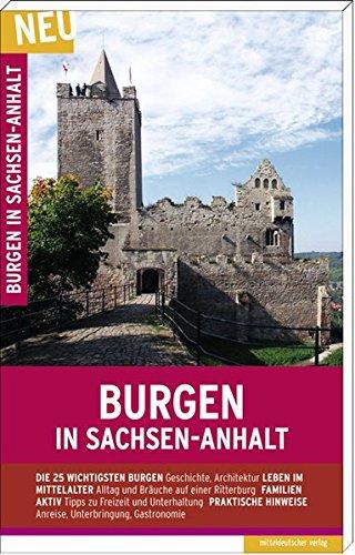 9783898127417: Burgen in Sachsen-Anhalt: Reise- und Erlebnisf�hrer
