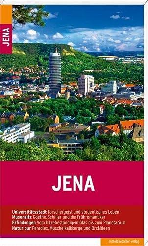 9783898128896: Jena: Stadtführer