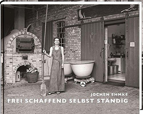 9783898129688: Frei schaffend selbst ständig: Händler, Handwerker, Künstler und Unternehmer in Halle