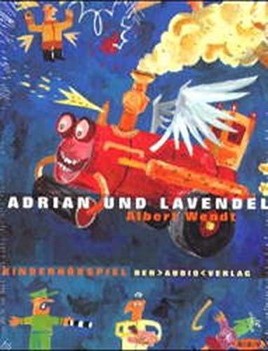 9783898130967: Adrian und Lavendel