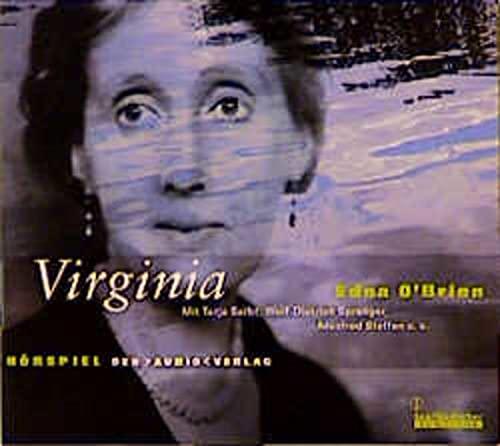 9783898131070: Virginia, 1 Audio-CD