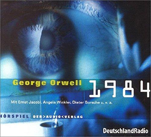 9783898132619: 1984. 2 CDs. [Audiobook]