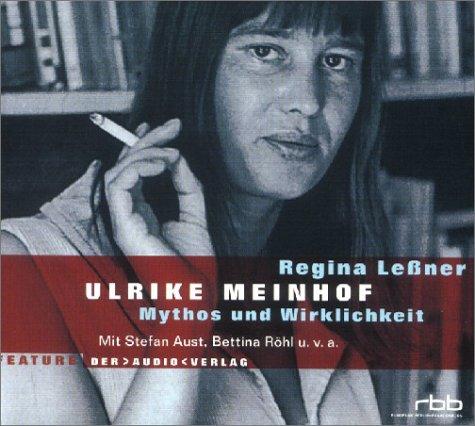 9783898132695: Ulrike Meinhof. Mythos und Wirklichkeit. CD-Audio.;