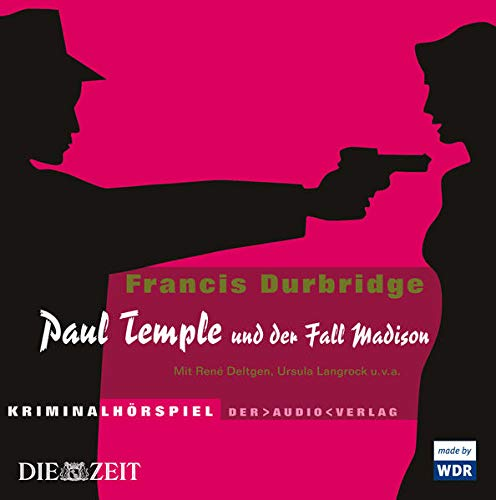 Paul Temple und der Fall Madison. 4 CDs (3898133281) by Durbridge, Francis