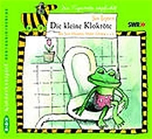 9783898133371: Die kleine Klokröte, 1 Audio-CD