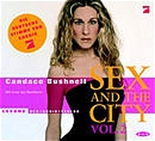 9783898133630: Sex and the City Vol. 2, 1 Audio-CD
