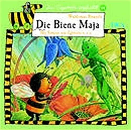 Die Biene Maja, Hörspiel, 2 Audio-CDs [: Waldemar Bonsels