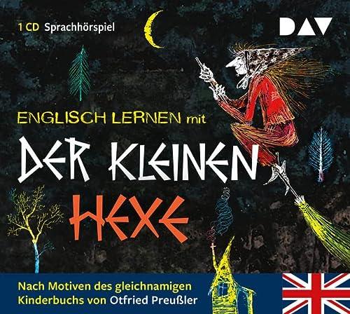 9783898134187: Englisch lernen mit Otfried Preußler. Die kleine Hexe. CD: Sprach-Hörspiel für Kinder