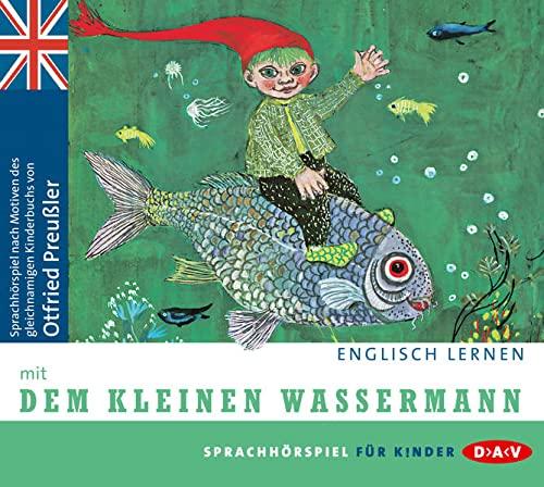 9783898134194: Englisch lernen mit Otfried Preußler. Der kleine Wassermann. CD: Sprach-Hörspiel für Kinder