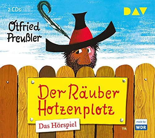 Der Räuber Hotzenplotz, 2 CDs: Otfried Preußler