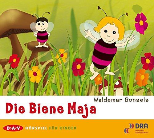 9783898137225: Die Biene Maja: Hörspiel für Kinder