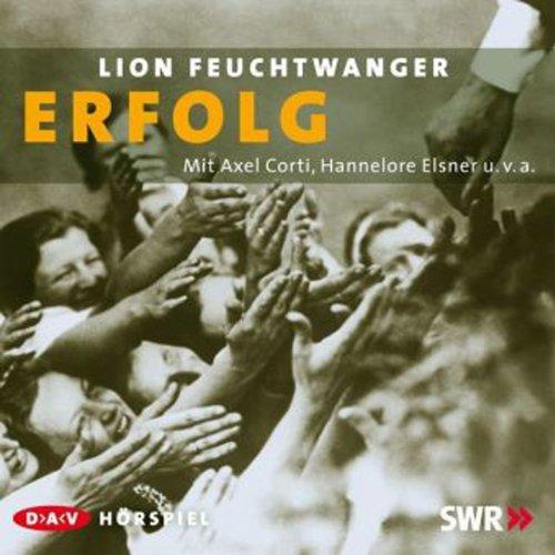 Erfolg: Lion Feuchtwanger