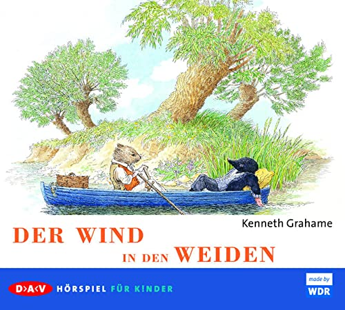 9783898137706: Der Wind in den Weiden: Hörspiel für Kinder