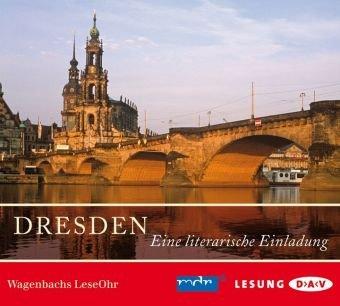 9783898138086: Dresden. Eine literarische Einladung