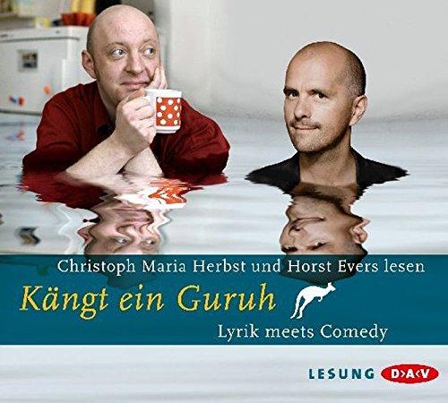 9783898138338: Kängt ein Guruh: Lyrik meets Comedy
