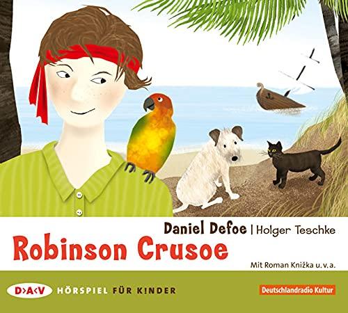 9783898138680: Robinson Crusoe
