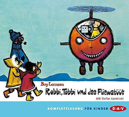 9783898139007: Robbi, Tobbi und das Fliewatueuet [Tontraeger] Lesung fuer Kinder