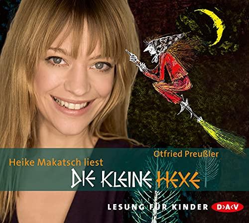 9783898139038: Die kleine Hexe, 2 Audio-CDs