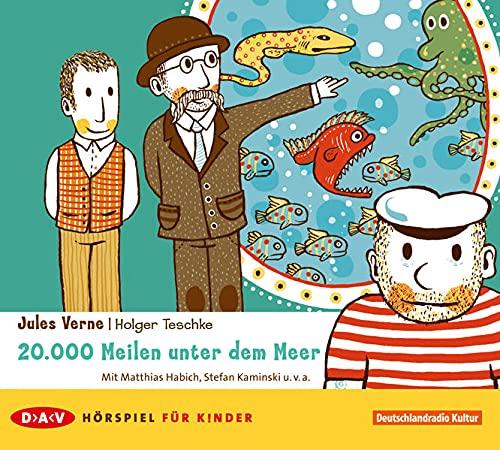 20 000 Meilen unter dem Meer: Jules Verne
