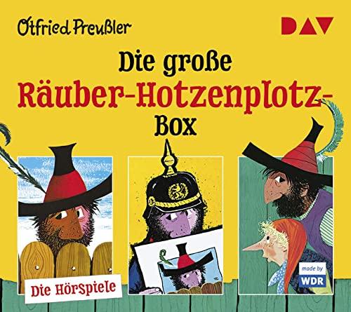 Die Große Räuber Hotzenplotz-B: Otfried Preussler