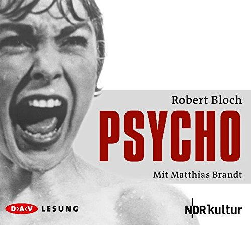 Psycho (9783898139755) by Bloch, Robert