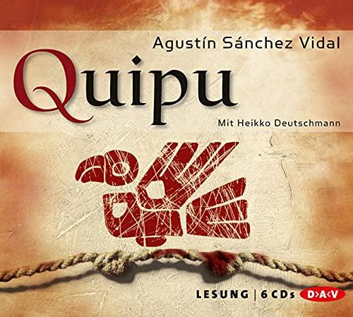 Quipu: Sánchez Vidal, Agustín
