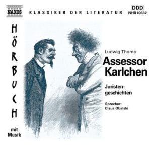 9783898160469: Thoma assessor karlchen u.a.e