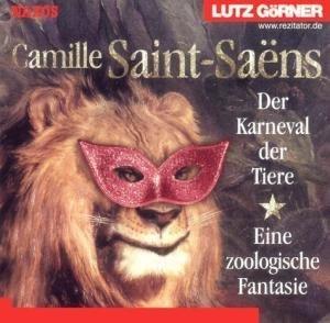 9783898161367: Der Karneval der Tiere. CD. . Eine zoologische Fantasie