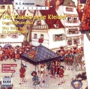 9783898161503: ANDERSEN Des Kaisers neue Klei