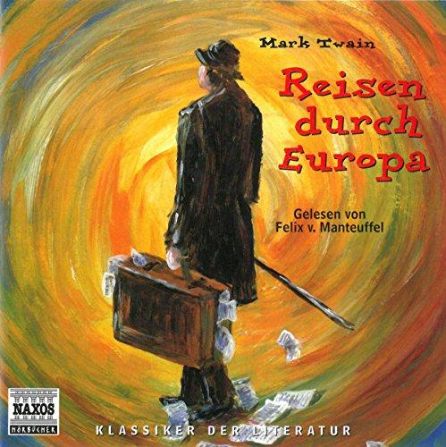 9783898162159: Twain reisen durch europa