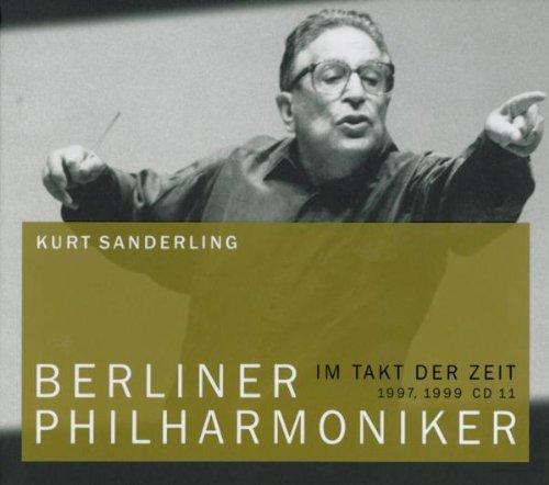 9783898162593: Berliner Philharmoniker 11. Klassik-CD. Im Takt der Zeit 1997,1999 1997-1999