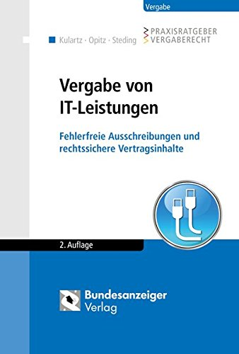 Vergabe von IT-Leistungen: Hans-Peter Kulartz