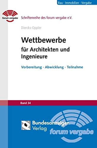 Wettbewerbe f??r Architekten und Ingenieure: Diercks-Oppler, Gritt