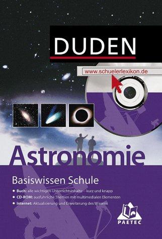 9783898180153: Basiswissen Schule Astronomie