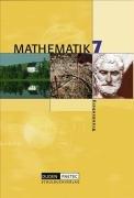 9783898181211: Mathematik 7. Brandenburg. Gesamtschule/Realschule