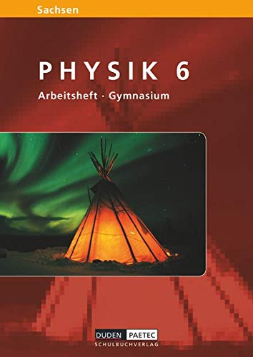 9783898183208: Level Physik 6. Arbeitsheft. Gymnasium. Sachsen
