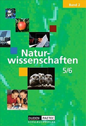 9783898183963: Naturwissenschaften 2. Lehrbuch 5/6