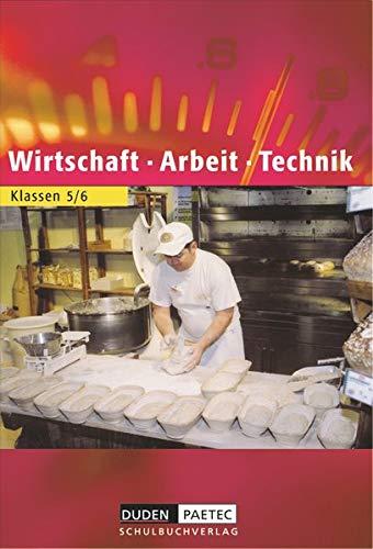 Wirtschaft - Arbeit - Technik. Schülerbuch. Brandenburg. (9783898186650) by [???]