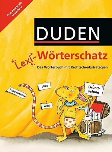 9783898188395: Duden Lexi-Wörterschatz