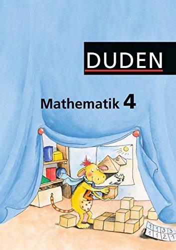 9783898189231: Duden Mathematik, Ausgabe Grundschule ostliche Bundeslander und Berlin : 4. Klasse, Schulerbuch