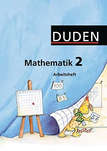 9783898189255: Duden Mathematik 2. Arbeitsheft. Ausgabe A