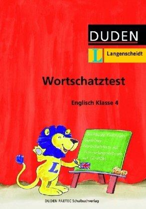 9783898189774: Wortschatztest 4