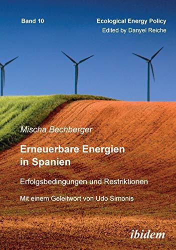 Erneuerbare Energien in Spanien: Mischa Bechberger