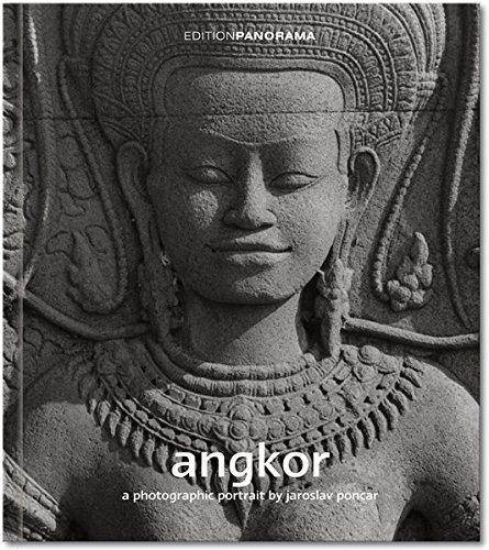 Angkor: A Photographic Portrait: Jaroslav Poncar