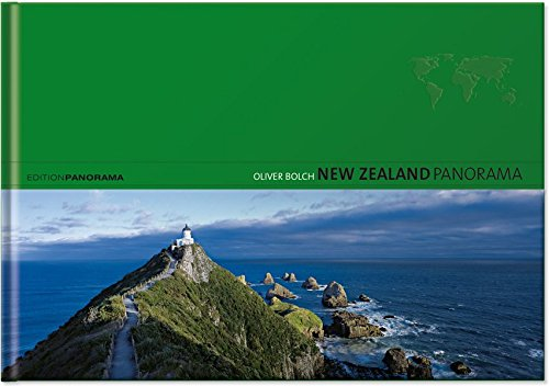 9783898233439: NEW ZEALAND PANORAMA HBK