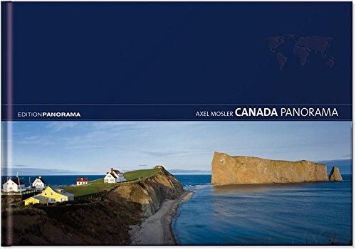 9783898233453: CANADA PANORAMA HBK