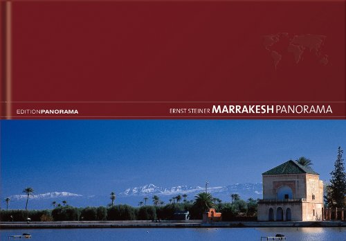 9783898233859: Marrakesh Panorama