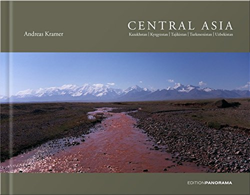 9783898234030: Central Asia