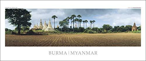 9783898234900: Burma / Myanmar: Immerwährender Kalender